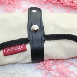 Heritage Roll-up Pencil Case