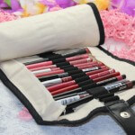Heritage Roll-up Pencil Case(rolling up)